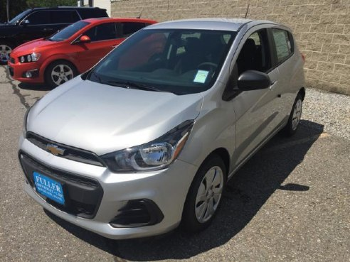 2017 chevrolet spark ls for sale rockland me 1 4l dohc 4 cylinder silver ice metallic www. Black Bedroom Furniture Sets. Home Design Ideas